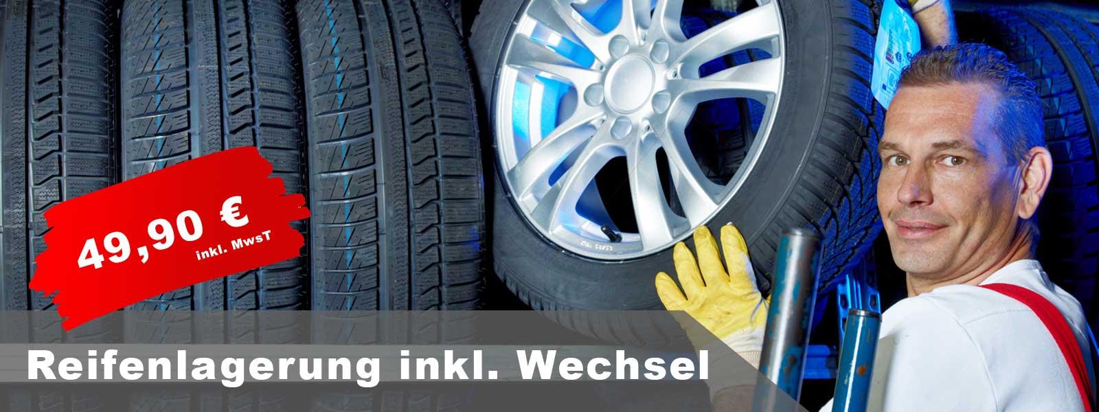 Reifenwechsel Bad Canstatt